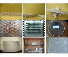 Aluminum Honeycomb Core Thickness 3mm 50mm