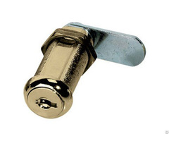 Brass Disc Cam Lock Keyed Alike 15 16in Head 3 4in Mounting Hole