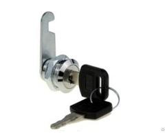 Zinc Alloy Cam Lock Angel 90 D18 19 L16mm Chrome Plated Finish