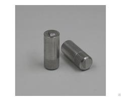 Aluminum Alloy Lock Transmission Rod Die Casting Nickel Plating