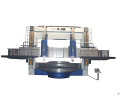 Dvtck5263 Cnc Double Column Vertical Lathe In China
