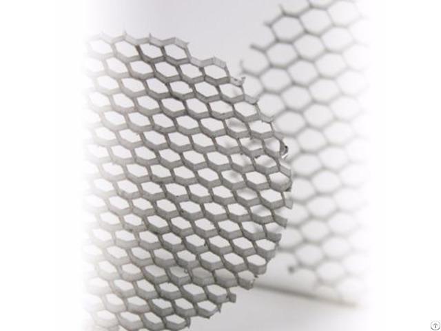 Round Black Honeycomb Core Aluminum