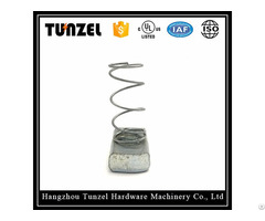 China Suppliers Zinc Plated Steel Short Channel Spring Nut M6 M8 M10 M12