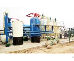 Waste Oil To Diesel Fuel Plant