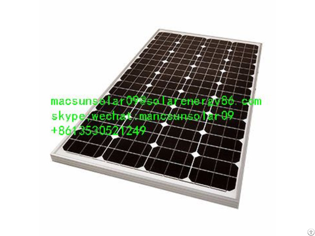 High Quality Mono Solar Products