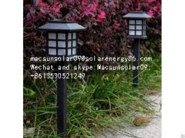 High Quality Solar Light