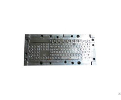 Plastic Injection Mold For Abs Keyboard