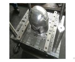 Helmet Plastic Injection Mold Making