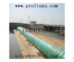 Manufacturer SupplyInflatable Rubber Dam To Pakistan