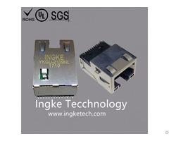 Ingke Ykgu 2109nl Cross 7498111120r Smt Rj 45 Ethernet Jacks