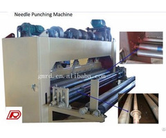 Needle Punching M C Techinical Description Of Equipments