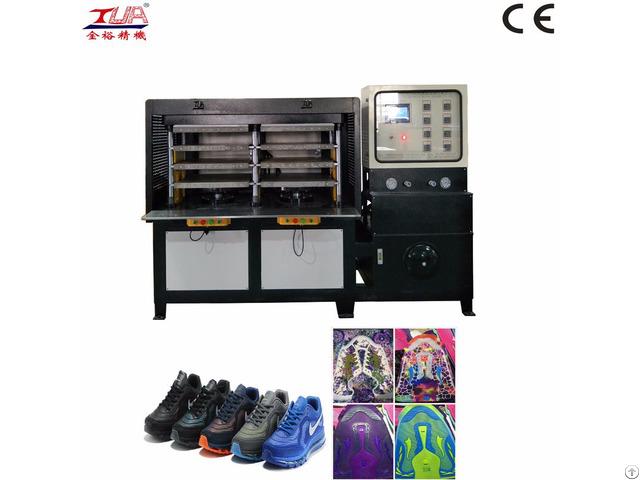 Running Shoes Cover Vulcanized Machine Of Price