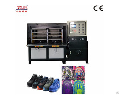 Running Shoes Cover Vulcanized Machine Of Price