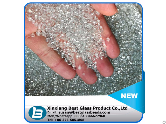 Glass Beads From China Manufacturer Stuffing Material For Plush Toys