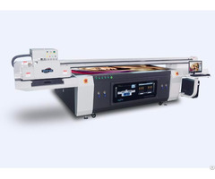 Ceramic Glass Printing High Quality Uv Printer Machine