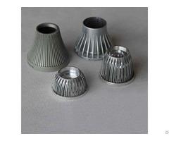 Aluminum Led Light Housing Die Casting Anodic Oxidation