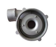 Aluminum Alloy Adc12 Motor Cover Precision Die Casting