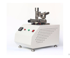 Leather Friction Color Fastness Tester