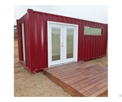 Shipping Prefabricated Container House