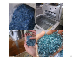 Blue Pc Water Bottle Granules Polycarbonate Extrude