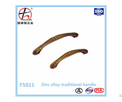 Factory Direct Sale Zinc Alloy Furniture Hardware Creative Cabinet Pull Handle