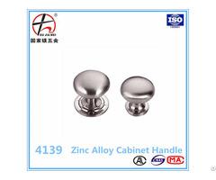 Modern Design Long Orb Oil Rubbed Bronze Furniture Hardware Zinc Bedroom Handles