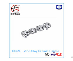 High Grade Zinc Alloy Furniture Cabinet Handles Construction Hardware T Bar Pull