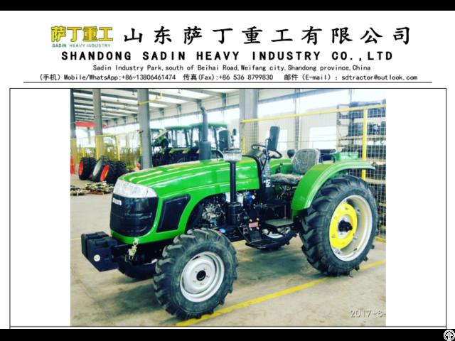 Sadin Sd404 Sd604 Tractor