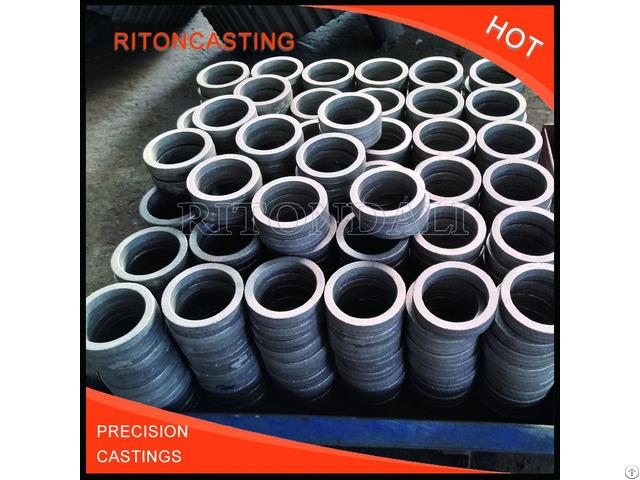 Custom Precision Iron Casting Machine Products