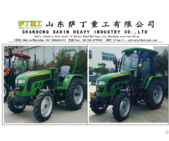 Sadin Sd704 904 Tractor