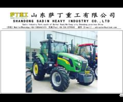Sadin Sd1004 Sd1404 Tractor