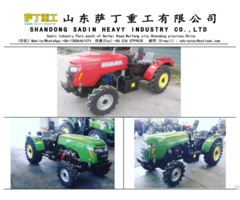 Sadin Sd404 Sd504 Garden Tractor