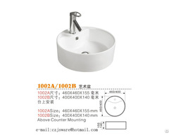 Ceramic Wash Basins Suppliers