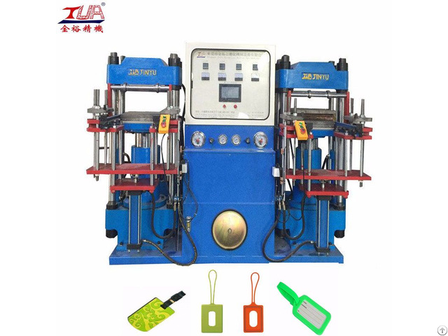 Silicone Luggage Tag Hydraulic Press Machine