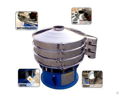 Metallurgy Powder For Rotary Vibration Sieve