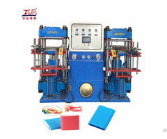 Silicone Power Bank Cover Molding Machine