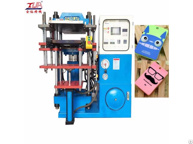 Silicone Card Holder Hydraulic Machine
