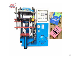 Silicone Card Holder Hydraulic Machine