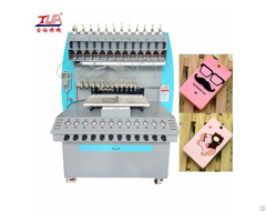 Silicone Card Holder Full Auto Dispensing Machine