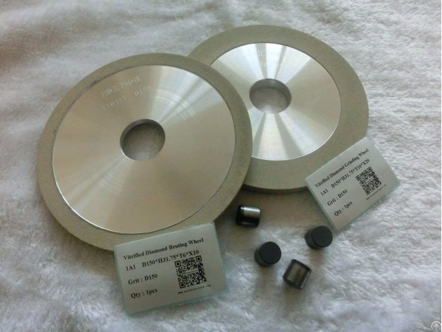 Diamond Wheel For Pdc Cutter
