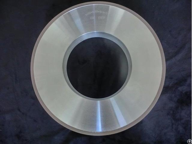 Large Diameter Resin Diamond Grinding Wheels