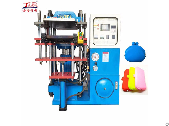 Silicone Purse Making Forming Machine
