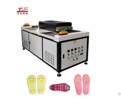 Plastic Shoe Sole Maker Machine Equipment