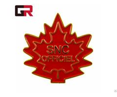 Custom Logo Shaped Metal Enamel Lapel Pins