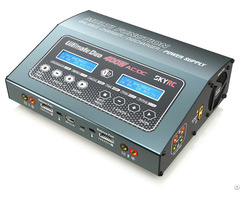Skyrc Ultimate Duo D400 Battery Charger With Power Supply