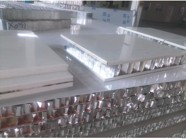 Honeycomb Panel Aluminum