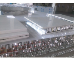 Honeycomb Panel Aluminum