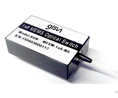 1xn Mems Optical Switches
