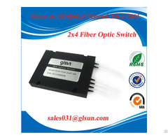 2x4 Fibre Optical Switch Module