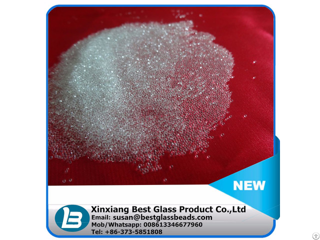 Filling Material For Plush Toys Stuffing Glass Beads From Manfacturer